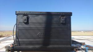 mehr wärme durch schwarze Box